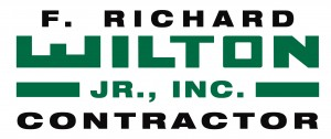 F. Richard Wilton Jr., Inc Contractor - Silver Sponsor